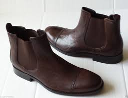 s leather boots shopping india cole haan size 8 m brown leather ankle boots nike air made in