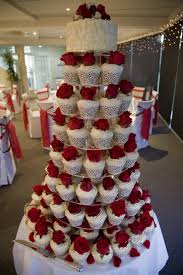 cupcake wedding cake wedding cake cupcake tower idea in 2017 wedding