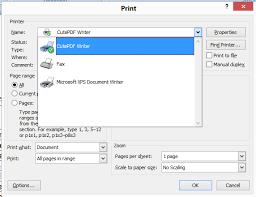 convert pdf to word cutepdf pro cutepdf writer installation and first use
