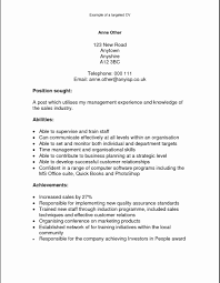 sales resume skills resume template staggering skills and abilities what to put on for
