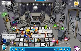 club penguin halloween background club penguin speaker pin mine caves closed dance club party and