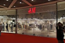 siege social h m boycott protest against clothing store chain