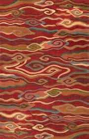 Tibetan Area Rug Tibetan Knotted Area Rug Swirling Clouds A Rug For All
