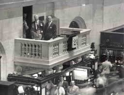 nyse history of the bell