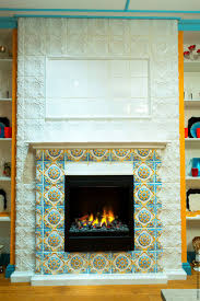 buy tiled fireplace