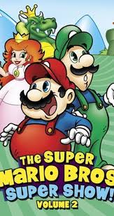 super mario bros super show tv series 1989 imdb
