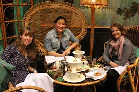 an unconventional afternoon tea at sketch parlour near piccadilly