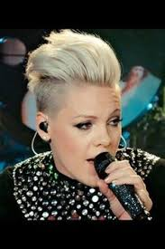 hair styles from singers amazing pompadour and quiff haristyles singer pink quiff
