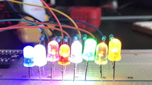 light project created using raspberry pi and