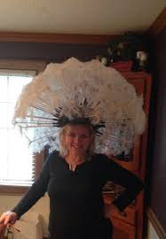 Ideas To Dress Up For Halloween Party by I Made This Dandelion Hat To Go With A Costume For A Fundraiser At