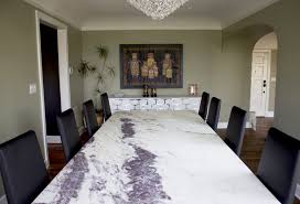 White Marble Dining Tables Dining Room White Marble Dining Table Top Combine Black