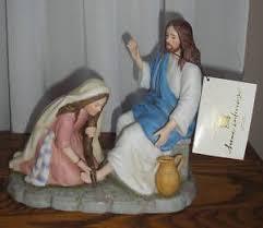 home interior jesus figurines homco unconditional figurine