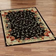 flower area rugs kitchen design superb gray kitchen rugs flower rug fruit rugs