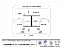 Cul De Sac Floor Plans 705 General Fire Safety