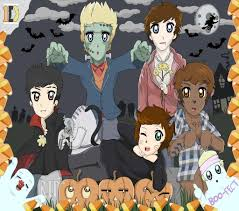 happy halloween one direction by onedirectionfanjohn on deviantart