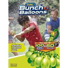 bunch balloons zuru x bunch o balloons water balloons 100 pack academy