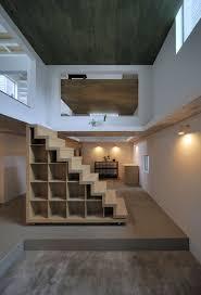 modern interior design fascinating wooden staircase design near