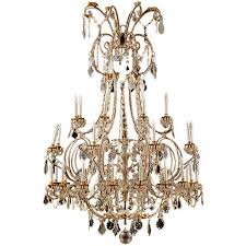 Baroque Chandelier Italian Early 18th Century Baroque Turin Chandelier At 1stdibs