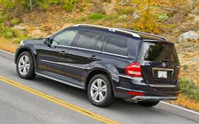 2012 mercedes gl class reviews and rating motor trend