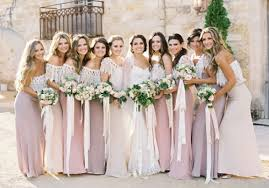 soft pink bridesmaid dresses soft pink wedding dress design ideas wedding decor theme