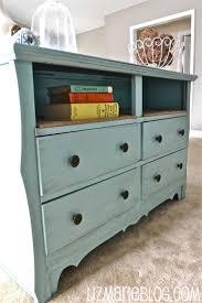 diy dresser chalk paint dresser diy the happy housewife home management