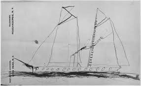 file childhood drawing of a sailing ship by franklin d roosevelt