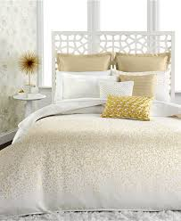 Yellow And White Duvet Inc International Concepts Prosecco Comforter And Duvet Cover Sets