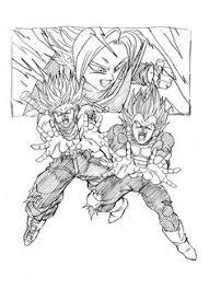 dragon ball akira toriyama pencil sketches google dbz