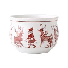 country estate reindeer ruby comfort bowl country estate