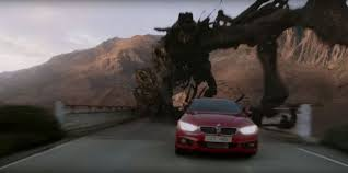 bmw comercial epic shell v power nitro commercial features bmw 435i