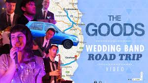 the goods wedding band the goods on the road alternative wedding band road trip