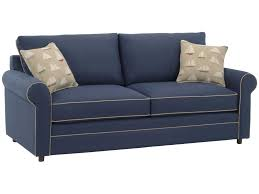braxton culler slipcover sofa braxton culler edgeworth upholstered sleeper sofa with welt cord