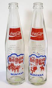 Images Of Coke Coca Cola Coke Bottle Montana Centennial Old Montana Prison