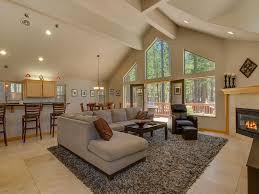 House Open Floor Plans Lake Alice At Tahoe Spacious Midtown Homeaway Bijou 1