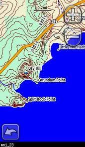 minnesota topographic map minnesota topo garmin compatible map gpsfiledepot