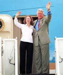 Bill Clinton House Chelsea Clinton U0027s Life In The White House A Look Back Us Weekly