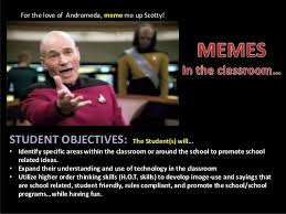 Scotty Meme - memes in the classroom