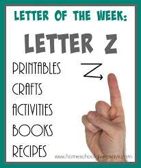 85 resources for teaching the letter u201cz u201d