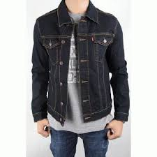 Baju Levis Biru jaket atau denim custom