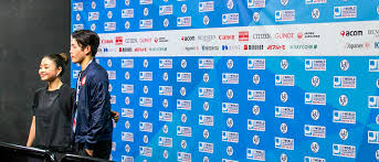 photo backdrops for media backdrops sports backdrops press conference backdrops