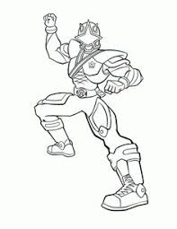 cool power rangers coloring colouring pages