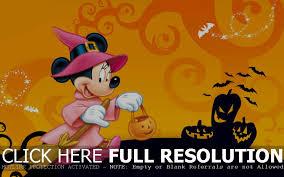 disney halloween desktop backgrounds mickey and minnie halloween background clipartsgram com