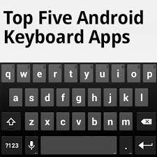 android keyboard app phone app call
