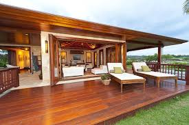 Resort Style Patio Furniture Bali Style Luxury Home For Sale Featuring Indoor Outdoor Living At
