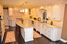 kitchen island with corbels kitchen decorative glazed cabinets marlboro nj by design line