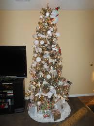 White Polar Bear Christmas Decorations bear christmas tree christmas lights decoration