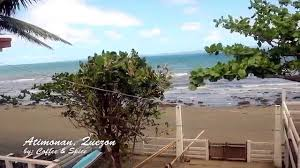 living on the beach living by the beach lamon bay atimonan quezon youtube