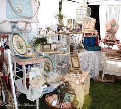 Shabby Chic Jewelry Display by Flea Market Booth Displays Craft Booth Display Idea Shabby
