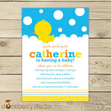 duck baby shower invitations rubber duckie baby shower invitations rubber ducky baby