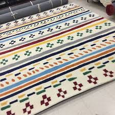 Pottery Barn Trellis Rug by New Pottery Barn Kids Nolan 8 X 10 U0027 Rug Bright Primary Colors Nwt